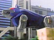 2. Blue Wolf Zord