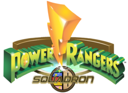 Power Rangers Squadron Classic Logo