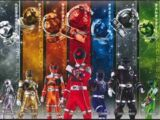 Power Rangers Galaxy Squad