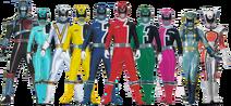 SPD B-Squad Team (Infinite Paradox)