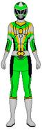 Green Vehicle Squad Ranger