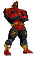 Zangief Ranger
