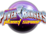 Power Rangers Planet Savior