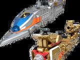 X TrainZords