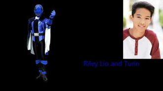 Power Rangers Hexagon (The Rangers)