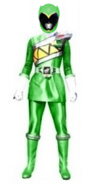 Dino Charge Lime Ranger