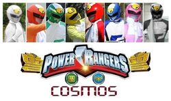 Power Rangers Cosmos