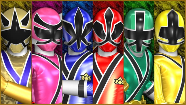 Power Rangers: Samurai Strikers | Power Rangers Fanon Wiki ...