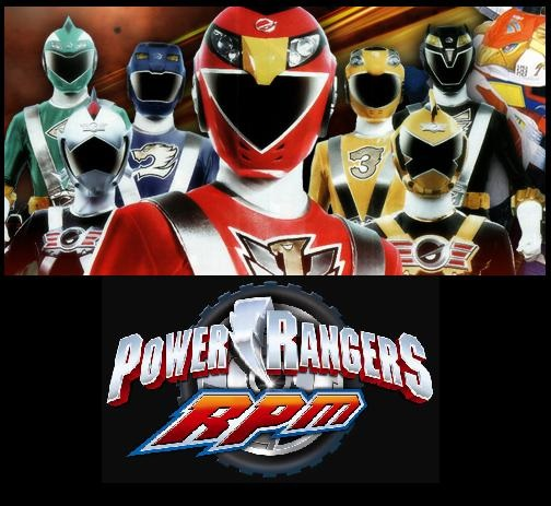 Power Rangers Rpm Fanon Version Power Rangers Fanon