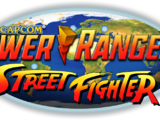 Power Rangers Street Fighter