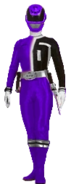 S.P.D. Purple Ranger
