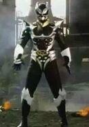 Silver-Psycho Ranger