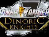 Power Rangers Dinoric Knights