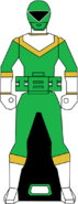 Green Shape Ranger Key