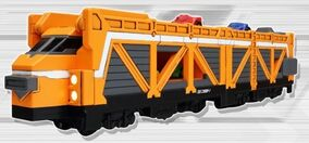 Orange-7 TrainZord