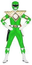 Green powered red ranger