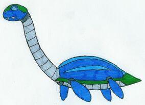 Elasmozord by MCsaurus