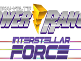 Power Rangers Interstellar Force