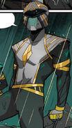 Omega Legend Silver