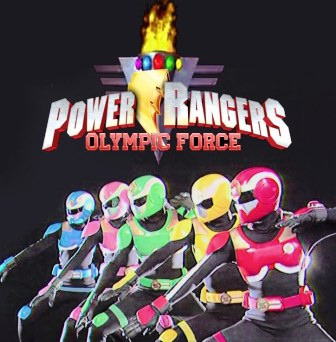 Power Rangers Olympic Sports Power Rangers Fanon Wiki