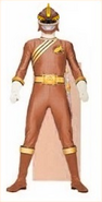 Bronze Wild Force Ranger