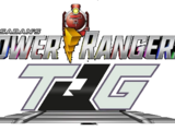 Power Rangers TQG