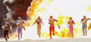 The Dino Charge Rangers