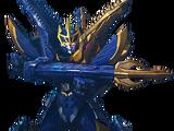 Mosa Knight Megazord (Dino Knights)