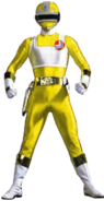 Yellow Blitzkrieg Force Ranger