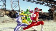TQG Power Rangers