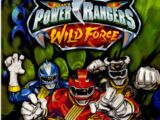 Degrassi Rangers Wild Force Movie: The Ultimate Org