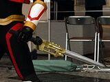 Pulsar Sword
