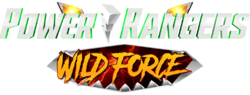 Power Rangers Wild Prime Logo 2019 version