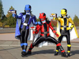 Power Rangers Shadow Justice