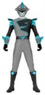 Silver HyperForce Ranger