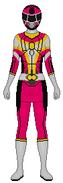 Pink Vehicle Squad Ranger