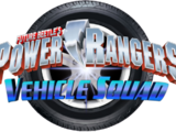 Power Rangers: Vehicle Squad