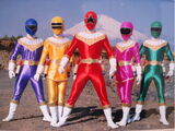 Power Rangers Zeo: Revisited