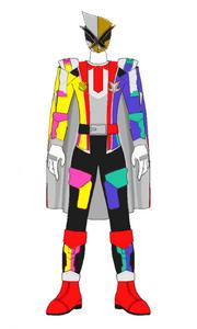 LuPatren Tricolor X Ugou