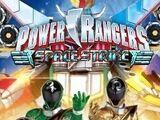 Power Rangers Space Strike