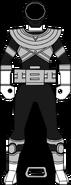 Silver Shape Ranger Key