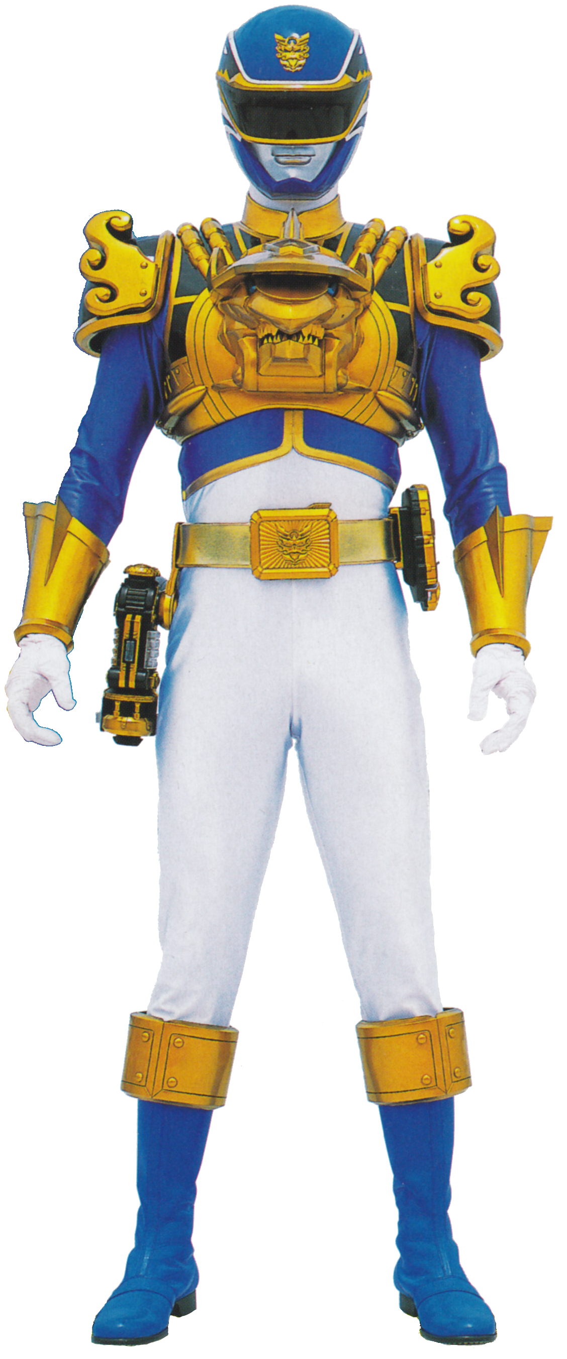 Image - Ultra Blue Ranger (Power Rangers Megaforce).png | Power ...