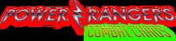 Power Rangers Combat Chaos logo