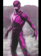 Pink Space Sentry