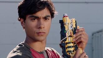 TBT Enter Red Dino Charge Ranger