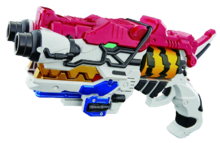 Dino UltraCharge Morpher