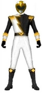 White Hyper Force Ranger