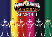 Power Rangers Guardian Season 1