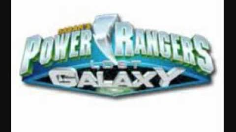 Power Rangers Lost Galaxy (Fanon Series)/Theme Song