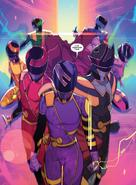 Solar Squadron Rangers